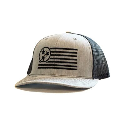 Blackout Trucker Hat- TriStar Hats Co