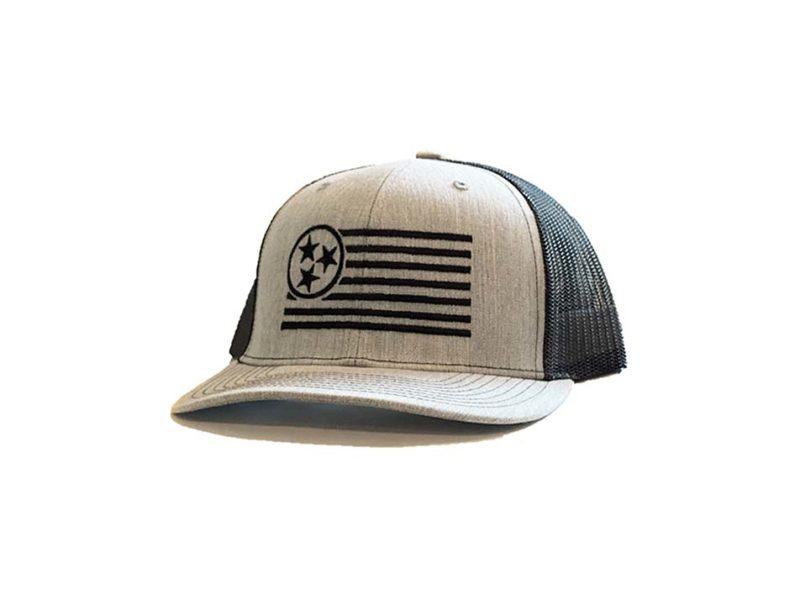 Blackout Trucker Hat- TriStar Hats Co