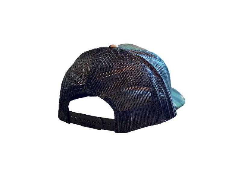 Camo Trucker Hat Back - TriStar Hats Co