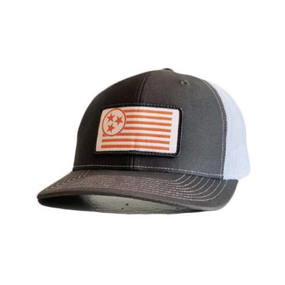 Knox Trucker Patch Hat - TriStar Hats Co.