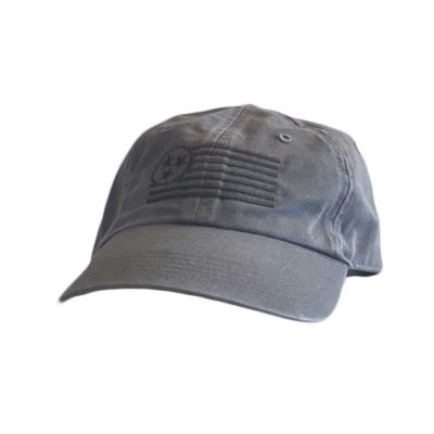 Midnight Unstructured Hat - TriStar Hats Co.