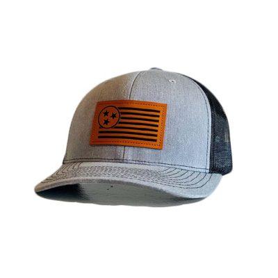 Nash Trucker Patch Hat - TriStar Hats Co