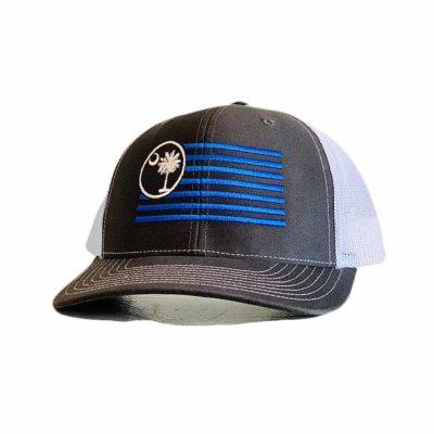 Palmetto SC Trucker Hat - TriStar Hats Co