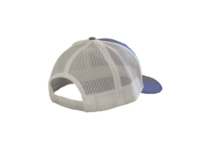 Royal Youth Trucker Hat Back- TriStar Hats Co