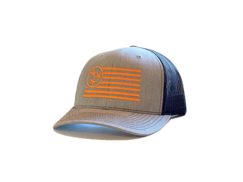 Smokey Gray Trucker Hat - TriStar Hats Co