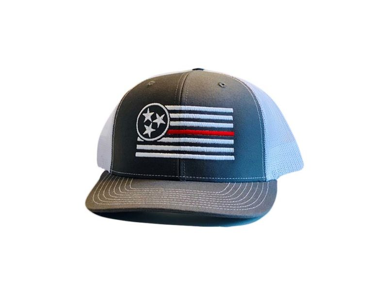 Thin Red Line Trucker - TriStar Hats Co