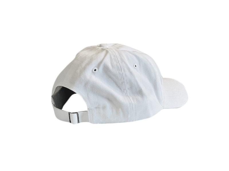Whitewash TN Unstructured Hat Back - TriStar Hats Co.